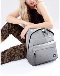 Hype Metallic Exclusive Reflective Padded Backpack