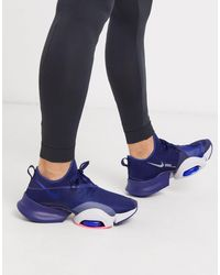 Синие Кроссовки Air Zoom Superrep-синий Nike для него, цвет: Blue