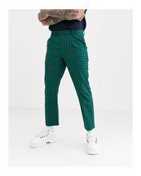 Pantalones ASOS de hombre de color Green