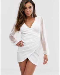 Vestitino di ASOS in White
