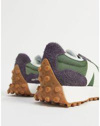 New Balance Green – 327 Summer Brights – e Sneaker