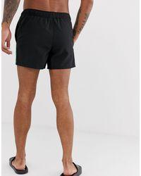 Short ASOS pour homme en coloris Black