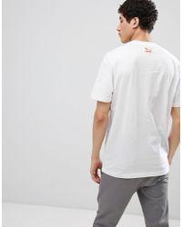 PUMA - White T-shirt for Men - Lyst
