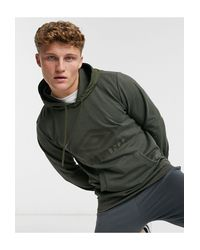 Umbro Green Tsunami Hoodie for men
