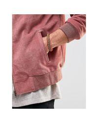 Jack & Jones - Leather Bracelet - Brown for Men - Lyst