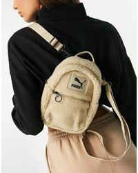 PUMA Green Prime Sherpa Minime Backpack