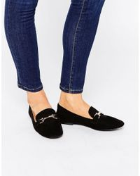 ASOS | Black Magical Loafers | Lyst