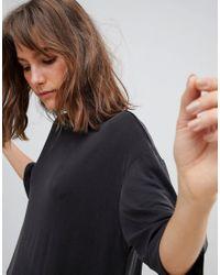Just Female Black Forever T-shirt