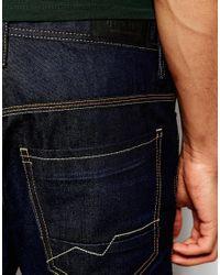 Blend - Blue Jeans Storm Straight Fit 16 Dip Wash for Men - Lyst