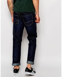 Blend - Blue Jeans Storm Straight Fit 16 Dip Wash for Men - Lyst