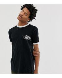 Volcom White Trim T Shirt for men