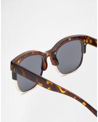 ToyShades Black Amature Square Sunglasses for men