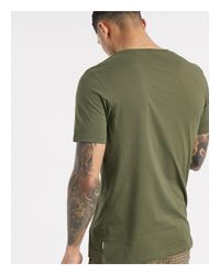 Essentials - T-shirt Jack & Jones pour homme en coloris Green