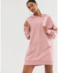 Vestito da casa di ASOS in Pink
