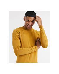 Camiseta ajustada ASOS de hombre de color Multicolor