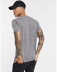 Tommy Hilfiger Gray Tommy Hilfiger Jeans Essential Pocket T-shirt for men