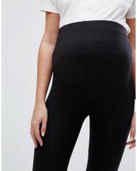 New Look Black 2 Pack Leggings