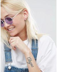 ASOS - Multicolor Ice Cream Stud Earrings - Lyst