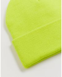 Gorro Monki de color Green