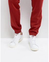 Stan Smith Adidas Originals pour homme en coloris White