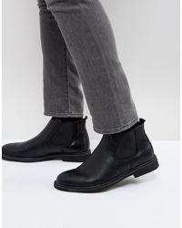 Brave Soul – e Chelsea-Stiefel in Black für Herren