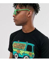 Chinatown Market Black Scooby Van T-shirt for men
