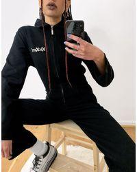 Комбинезон В Утилитарном Стиле С Логотипом На Кармане -черный Цвет Kickers, цвет: Black