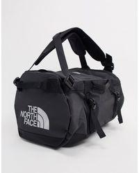 Большая Спортивная Сумка Черного Цвета Base Camp, Вместимость 31 Л-черный Цвет The North Face для него, цвет: Black