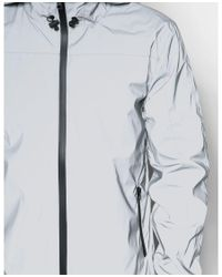 Minimum Metallic Reflective Jacket for men