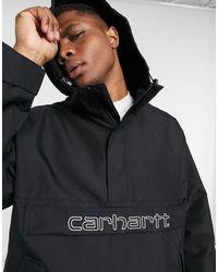 Barnes - Pullover di Carhartt WIP in Black da Uomo
