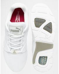 PUMA White Xt Trainers for men