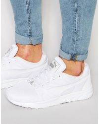 PUMA - White Xt Trainers for Men - Lyst
