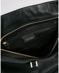 Calvin Klein - Black Shopper Tote Bag - Lyst