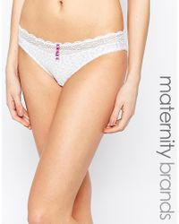 Hotmilk | Gray Show Off Leopard Under The Bump Brief | Lyst