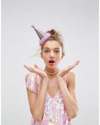 ASOS Multicolor Asos Party Headband