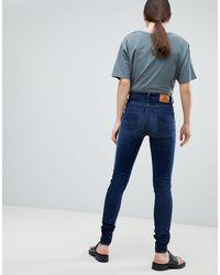 Kings Of Indigo Blue – Kimberley – Feste Jeans mit schmalem Bein aus Bio-Baumwolle