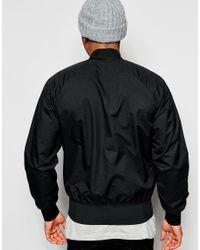Adidas Originals - Black Superstar Jacket Aj7849 for Men - Lyst