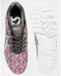 Asics - Pink Sics Gel-kayano Evo Trainers - Lyst