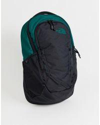 The North Face Vault Backpack 28 Litres In Green/black for men