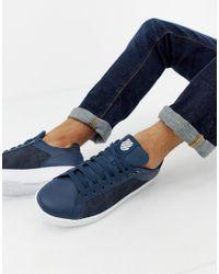 Baskets épurées - Bleu marine K-swiss pour homme en coloris Blue
