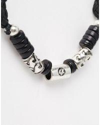 Classics 77 - Black Harbour Necklace for Men - Lyst
