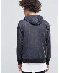 Cheats & Thieves Black Hoody for men