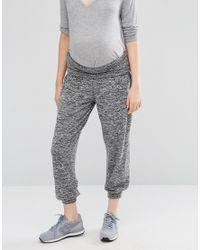 ASOS - Gray Lounge Hareem Pants - Lyst