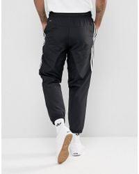 Adidas Originals Classic joggers In Black Br4009 for men