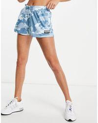 Adidas Originals Blue Shorts