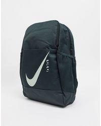 Зеленый Рюкзак Brasilia 9.0-черный Nike для него, цвет: Black