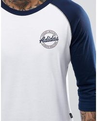 adidas Originals Raglan 34 T Shirt AY8885