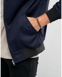 Ted Baker | Weave Bracelet - Brown for Men | Lyst