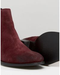 House Of Hounds - Blue Keats Suede Chelsea Boots - Lyst