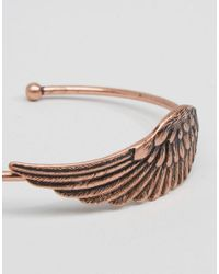 ASOS | Multicolor Feather Bangle Pack In Burnished Finish for Men | Lyst
